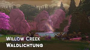 Willow Creek: Waldlichtung