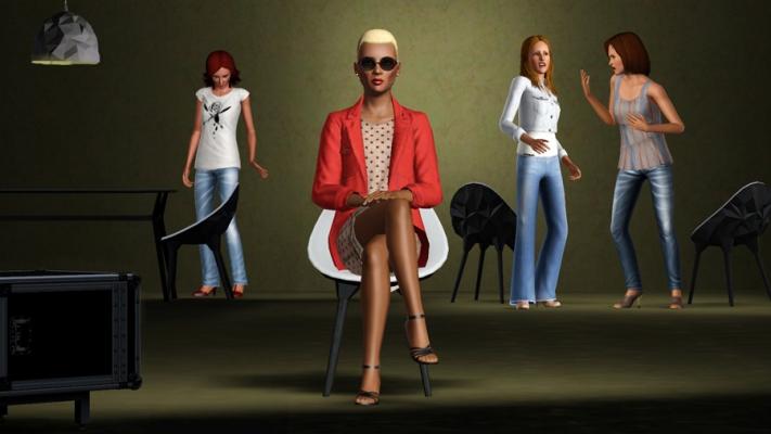 Die Sims 3: Diesel-Accessoires