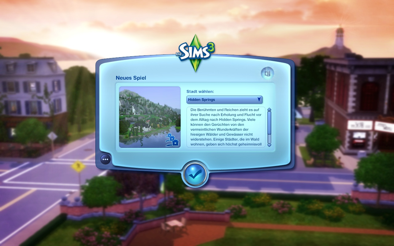 Mod the sims resources for hidden springs's various fixes.