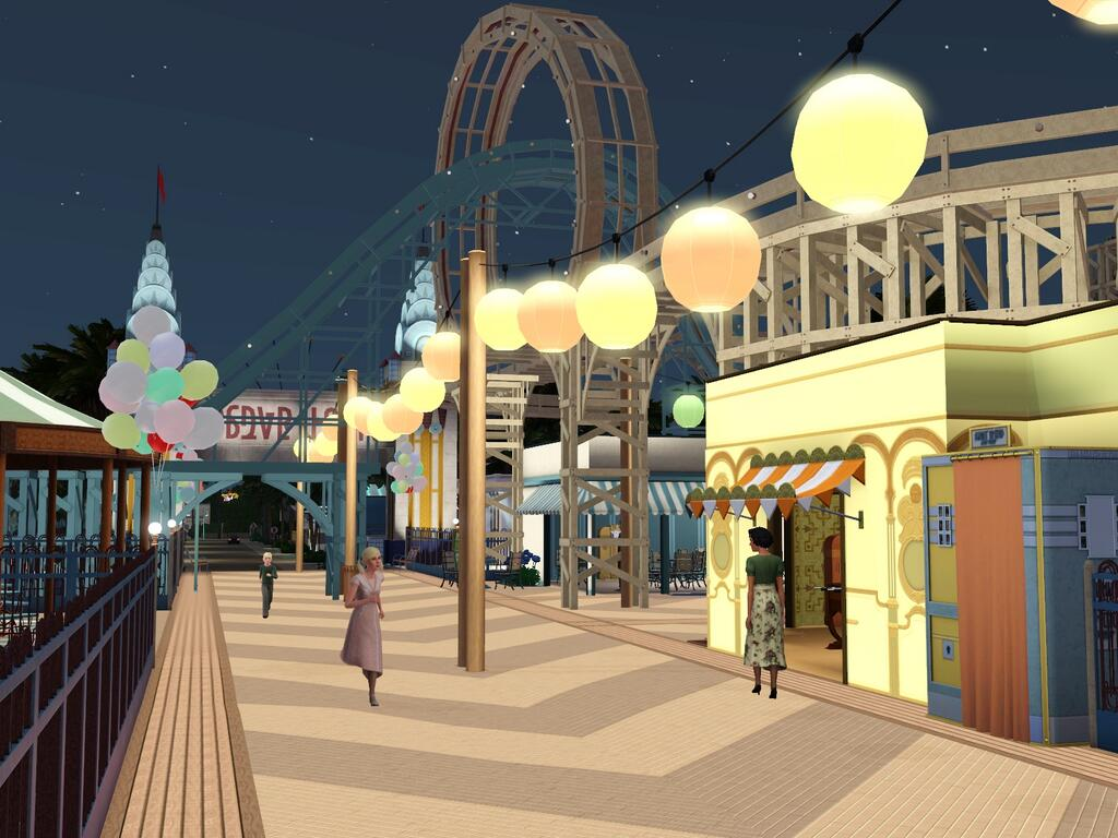 Sims 3 Roaring Heights - Bing images