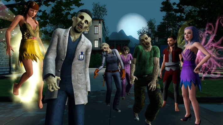 Die Sims 3: Supernatural
