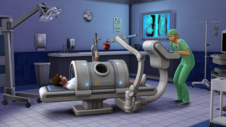 Die Sims 4 An Die Arbeit Infos Bilder Zum Erweiterungspack