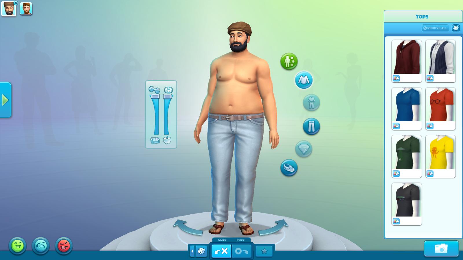 4 körpergröße cheat sims ändern Sims 4