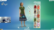 Die Sims 4 - Dschungel Abenteuer - CAS 07