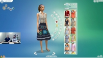 Die Sims 4 - Dschungel Abenteuer - CAS 08