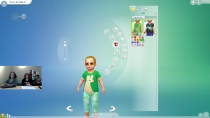 Die Sims 4 - Dschungel CAS 01
