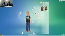 Die Sims 4 - Dschungel CAS 04