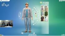 Die Sims 4 - Dschungel CAS 06