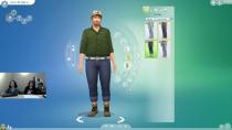Die Sims 4 - Dschungel CAS 08