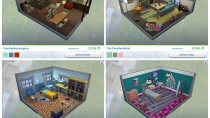 Sims 4 Elternfreuden BUILD BUY 01