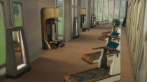 Sims 4 Fitness BUILD BUY 08