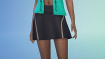 Sims 4 Fitness CAS 01