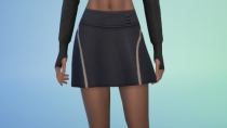 Sims 4 Fitness CAS 02