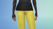 Sims 4 Fitness CAS 03
