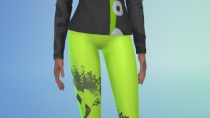 Sims 4 Fitness CAS 04