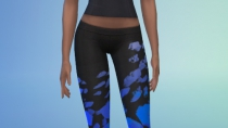 Sims 4 Fitness CAS 05