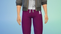 Sims 4 Fitness CAS 06