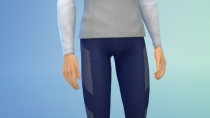 Sims 4 Fitness CAS 08