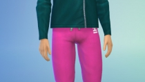Sims 4 Fitness CAS 09