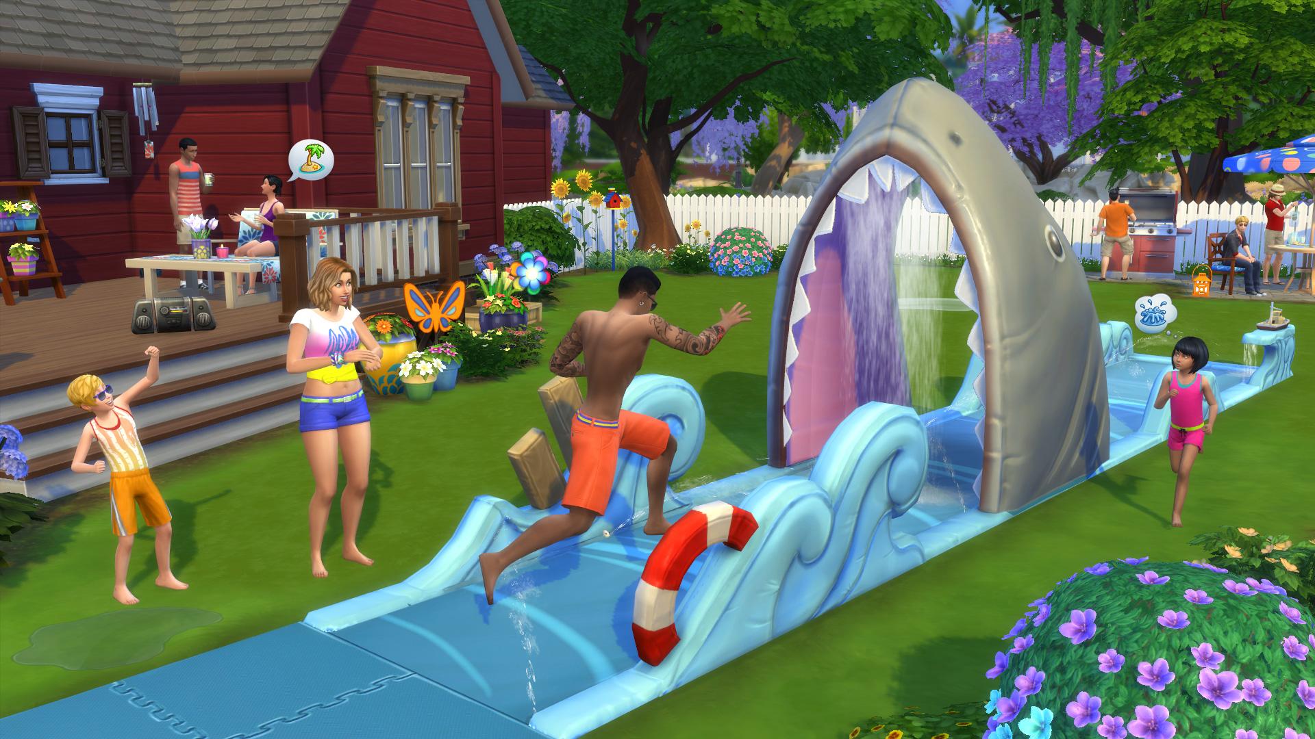 Die Sims 4 Gartenspa Accessoires Angek Ndigt Simtimes