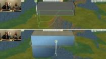 Die Sims 4 Terrain - Bau-Modus 02