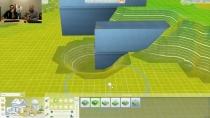 Die Sims 4 Terrain - Bau-Modus 03