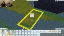 Die Sims 4 Terrain - Bau-Modus 04