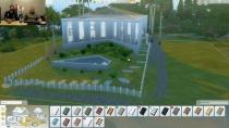 Die Sims 4 Terrain - Gebäude 01