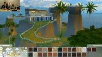 Die Sims 4 Terrain - Gebäude 03