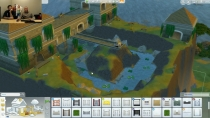 Die Sims 4 Terrain - Gebäude 04