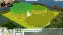 Die Sims 4 Terrain - Gelände 01