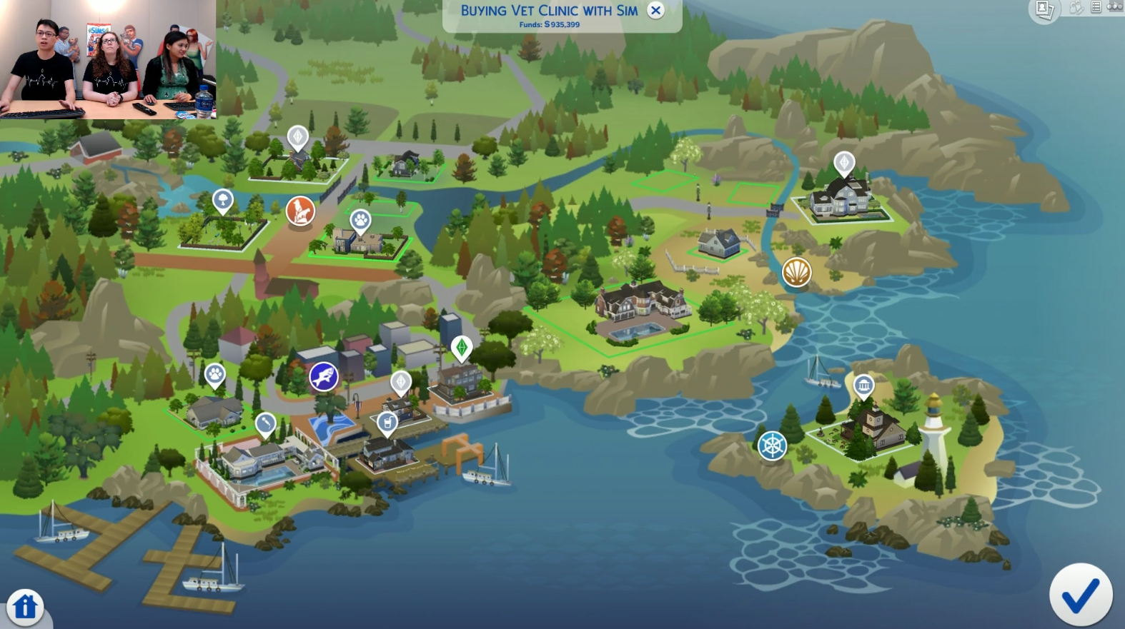 Sims  Cats And Dogs Brindleton Bay