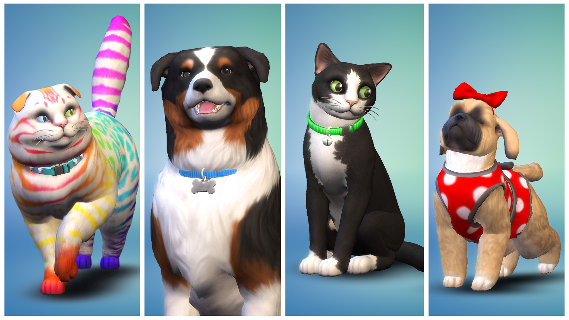 Endearing Coole Haustiere Photo Of Die Sims 4: Hunde Und Katzen
