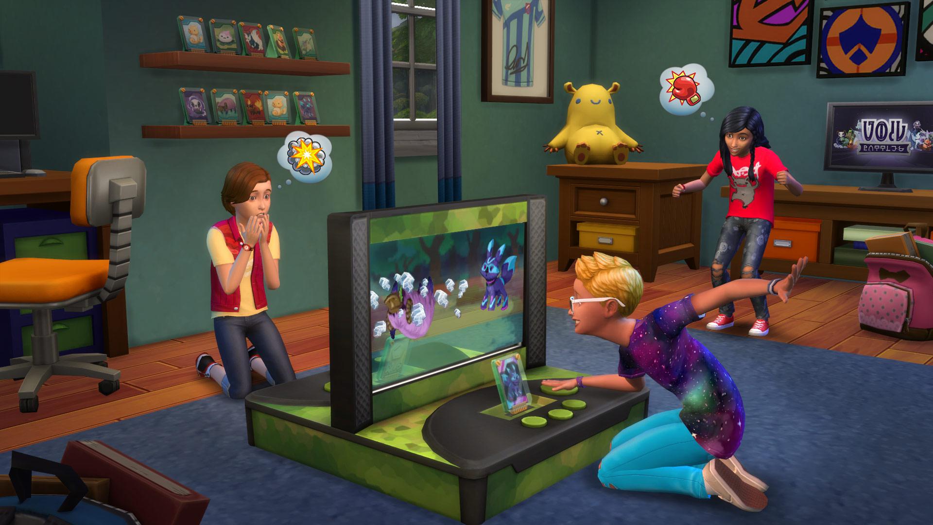 Die Sims 4 Kinderzimmer Accessoires Neues Fur Die Lieben Kleinen