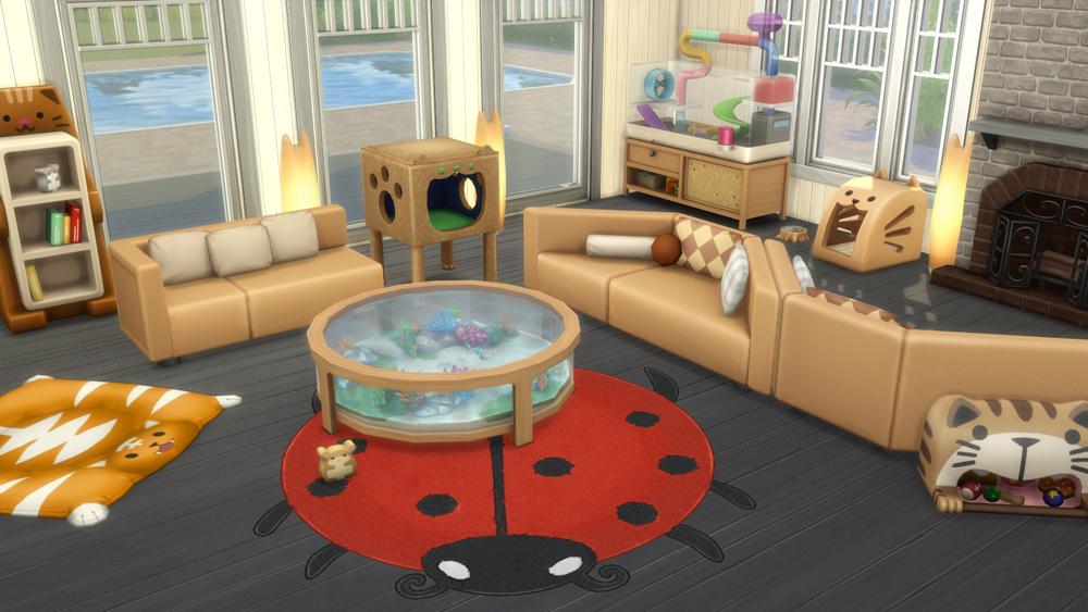 Angespielt: Die Sims 4 Mein erstes Haustier-Accessoires - SimTimes