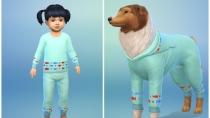 Die Sims 4 - Mein erstes Haustieraccessoires - CAS 07