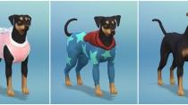 Die Sims 4 - Mein erstes Haustieraccessoires - CAS 11
