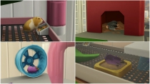 Die Sims 4 - Mein erstes Haustieraccessoires - Gameplay 02