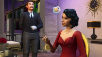 Die Sims 4 Vintage-Glamour-Accesoires