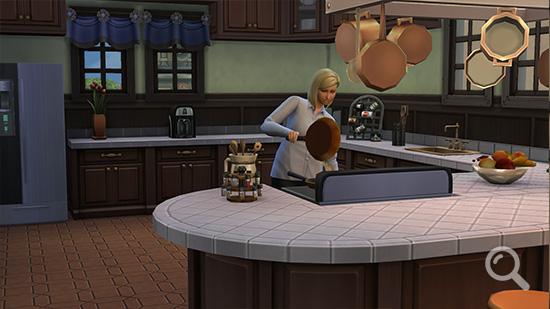 Die Sims 4: Kaufmodus