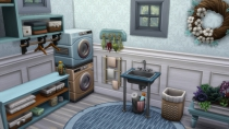 Sims 4 Waschtag-Accessoires Build Buy 04
