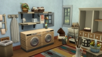 Sims 4 Waschtag-Accessoires Build Buy 05