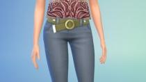 Sims 4 Waschtag-Accessoires CAS 05
