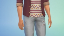Sims 4 Waschtag-Accessoires CAS 08