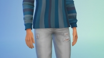 Sims 4 Waschtag-Accessoires CAS 10