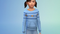 Sims 4 Waschtag-Accessoires CAS 11