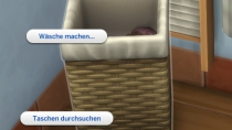Sims 4 Waschtag-Accessoires Gameplay 01