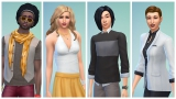 Die Sims 4 Gender Update