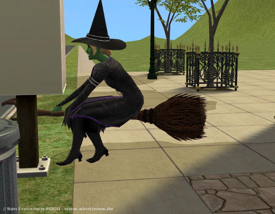 angespielt: die sims 2 apartment-leben - magie und zauberei in die
