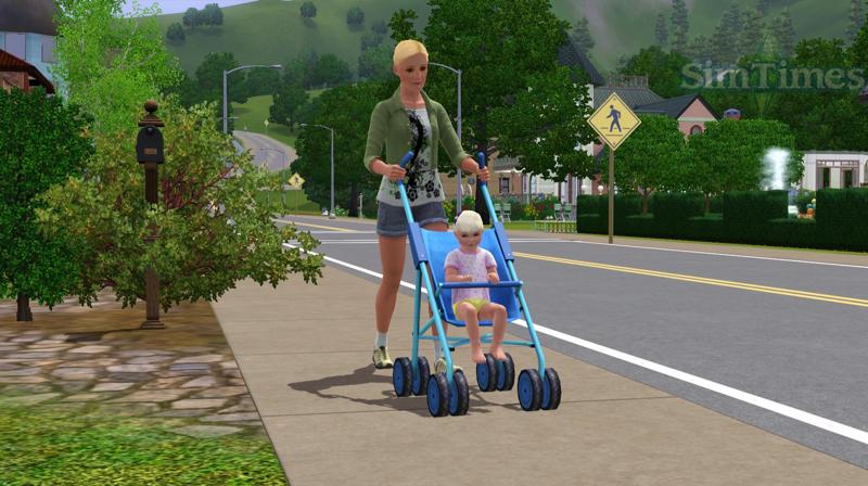 Angespielt Die Sims 3 Lebensfreude Eure Fragen Zum Kauf Und Bau Modus